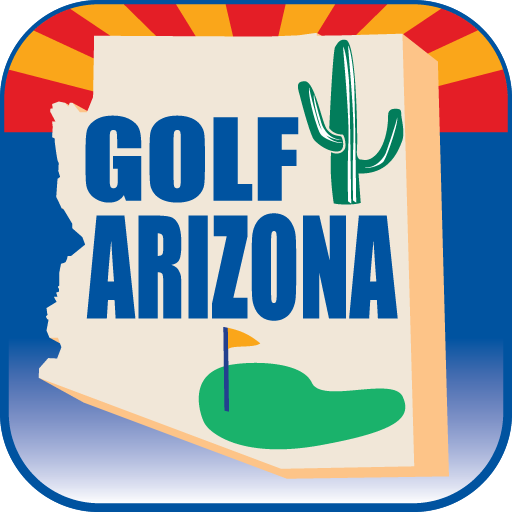 Golf Arizona iPhone app.